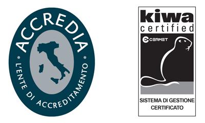 Certificazione Kiwa Accredia